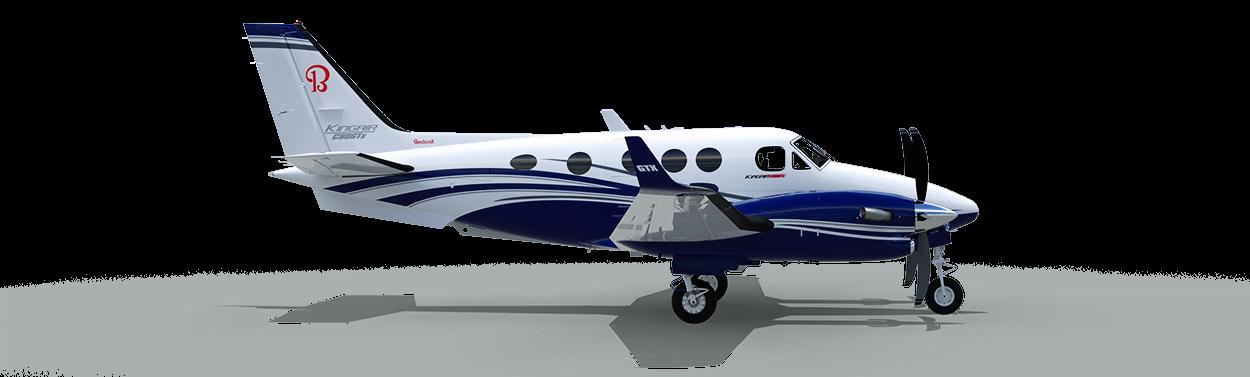 Лётно-технические характеристики (модель King Air C90 GTi)