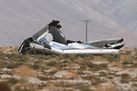 Расследование авиакатастроф 18 сезон 6 серия - SpaceShipTwo
