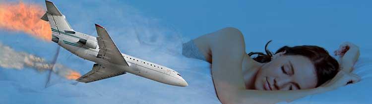 сон авиакатастрофа