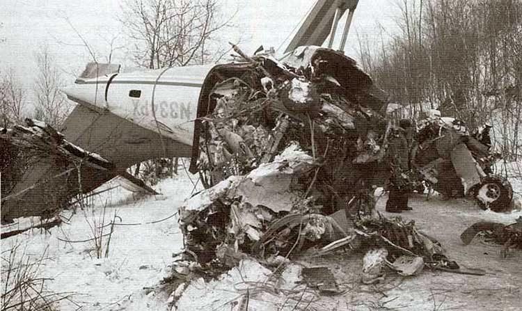 Расследование авиакатастроф 17 сезон 1 серия - на месте авиакатастрофы