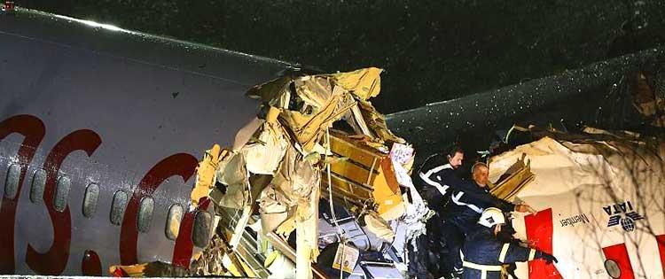 авиакатастрофа в Турции