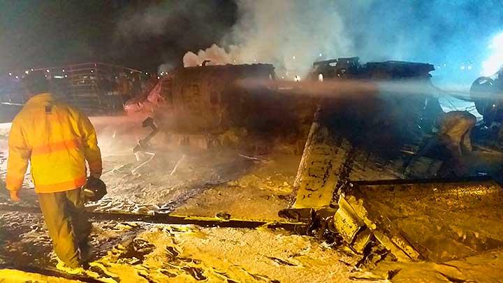 Авиакатастрофа на Филлипинах